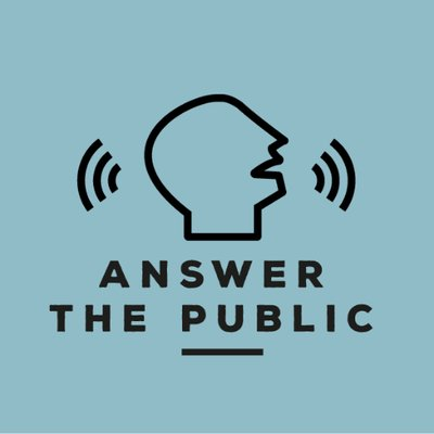 Answer The Public logo