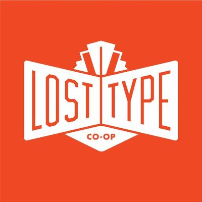 Lost Type logo