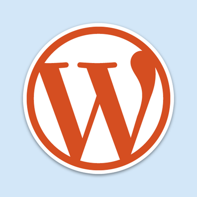 WordPress Gutenberg logo